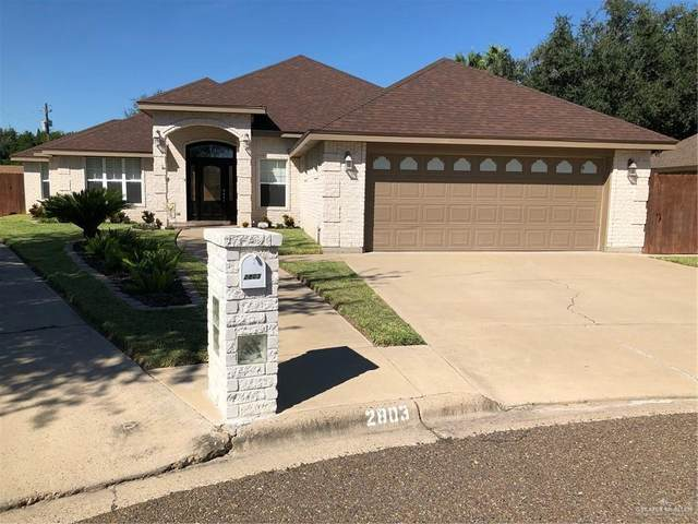 2803 Christen, Mission, TX 78574 (MLS #366469) :: Imperio Real Estate