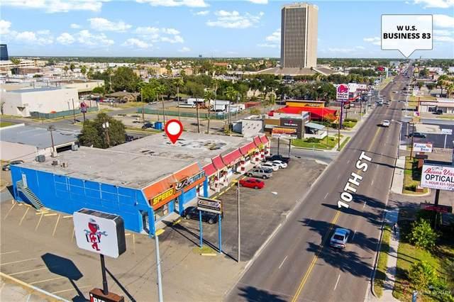 500 S 10th, Mcallen, TX 78501 (MLS #367444) :: The Lucas Sanchez Real Estate Team