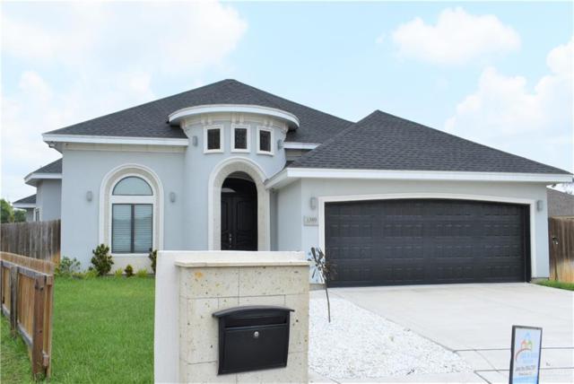 1360 Patsy Cline Drive, Edinburg, TX 78541 (MLS #305507) :: The Ryan & Brian Real Estate Team