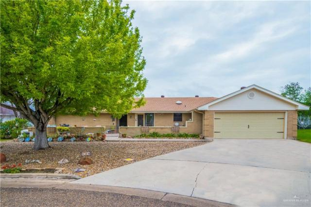 520 Sagittarius Street, Mission, TX 78572 (MLS #310703) :: The Ryan & Brian Real Estate Team