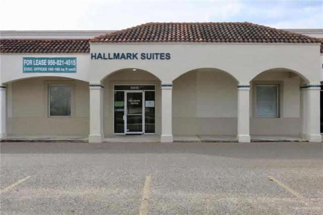 5415 N Mccoll Road 2A, Mcallen, TX 78504 (MLS #310771) :: The Maggie Harris Team