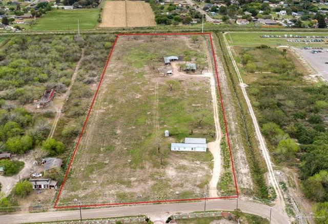 11.69 AC Ferguson Road, Donna, TX 78537 (MLS #311590) :: The Ryan & Brian Real Estate Team