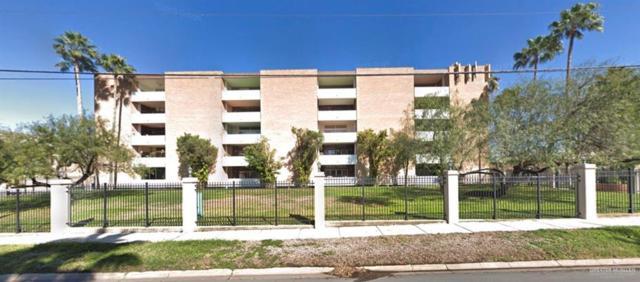 600 Wichita Avenue #407, Mcallen, TX 78503 (MLS #315181) :: Jinks Realty