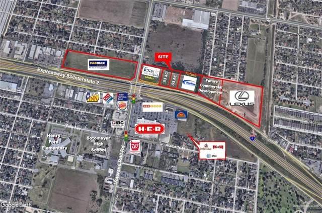 0 E Expressway 83, San Juan, TX 78589 (MLS #318005) :: Realty Executives Rio Grande Valley