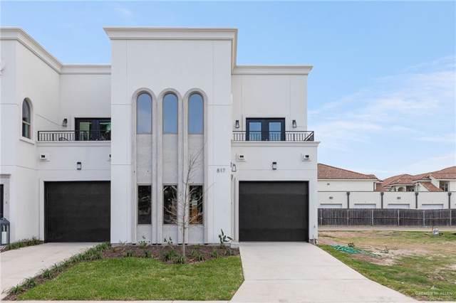 817 Santa Lucia Drive, Mission, TX 78572 (MLS #320774) :: The Ryan & Brian Real Estate Team