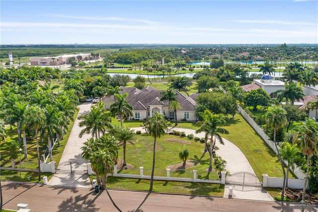 2501 Solera Drive, Mission, TX 78572 (MLS #321386) :: The Ryan & Brian Real Estate Team