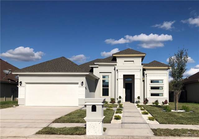 1712 S Serenity Drive, Edinburg, TX 78539 (MLS #323212) :: Realty Executives Rio Grande Valley