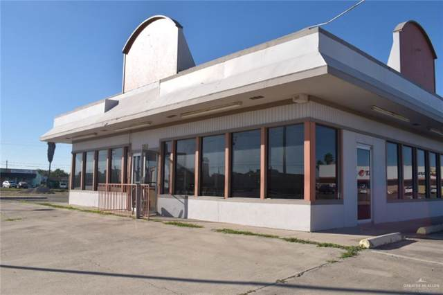 2849 E Grant Street, Roma, TX 78584 (MLS #325642) :: The Ryan & Brian Real Estate Team