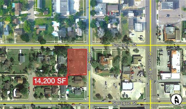 750 S 10th, Edinburg, TX 78539 (MLS #328577) :: The Ryan & Brian Real Estate Team