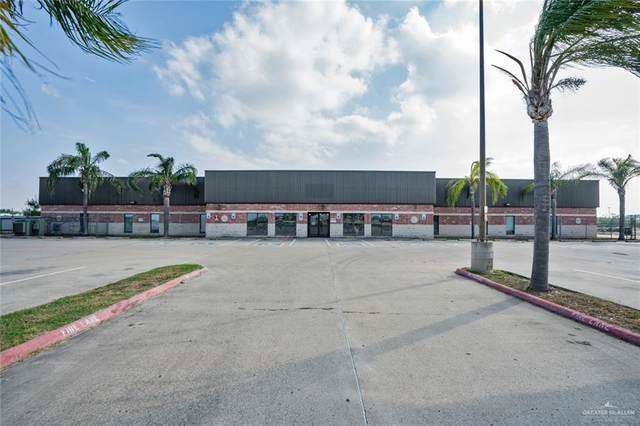 135 E Business 83, Alamo, TX 78516 (MLS #329868) :: The Ryan & Brian Real Estate Team