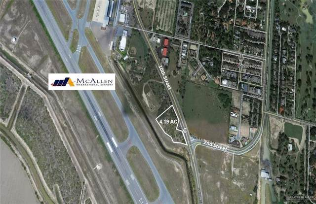 0 S 10th Street, Mcallen, TX 78501 (MLS #330253) :: The Ryan & Brian Real Estate Team