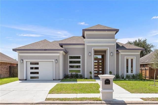 607 Julio Street, Mission, TX 78574 (MLS #332943) :: Key Realty
