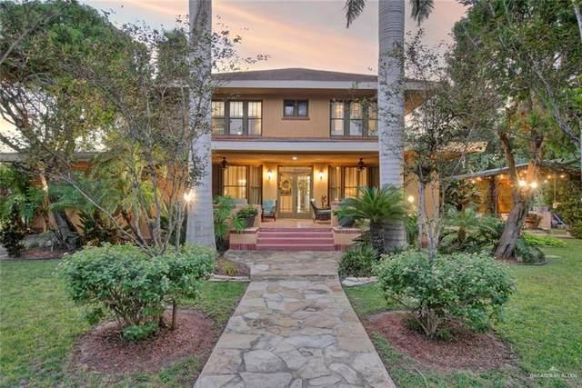 505 N 15th Street, Mcallen, TX 78501 (MLS #341763) :: The Ryan & Brian Real Estate Team