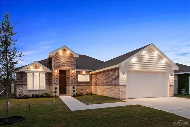1814 Lago Huron Street, Edinburg, TX 78542 (MLS #343417) :: The Lucas Sanchez Real Estate Team
