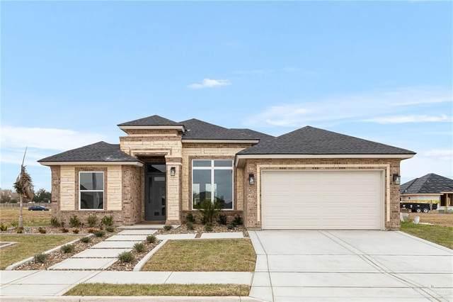 3416 Showboat Drive, Edinburg, TX 78542 (MLS #345512) :: The Ryan & Brian Real Estate Team