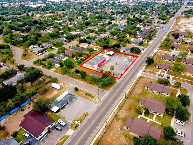 917 S Veterans Boulevard, Edinburg, TX 78539 (MLS #345591) :: The Ryan & Brian Real Estate Team
