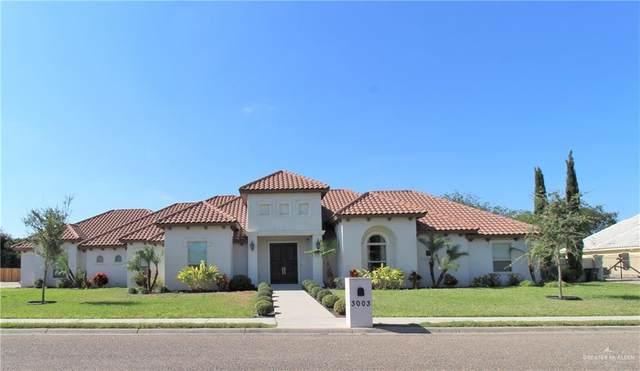 3003 Las Colinas Lane, Mission, TX 78574 (MLS #345955) :: The Lucas Sanchez Real Estate Team