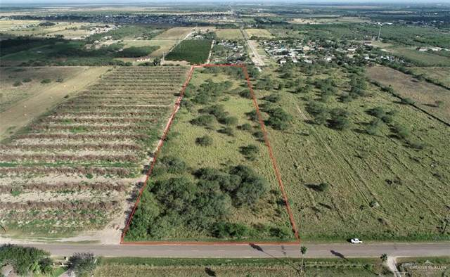 00 Bentsen Palm Drive, Mission, TX 78574 (MLS #346410) :: The Ryan & Brian Real Estate Team