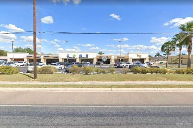 4000-4014 N Jackson Road, Pharr, TX 78577 (MLS #348703) :: The Ryan & Brian Real Estate Team