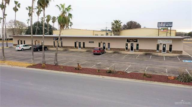 4220 N Bicentennial, Mcallen, TX 78504 (MLS #352542) :: The Ryan & Brian Real Estate Team