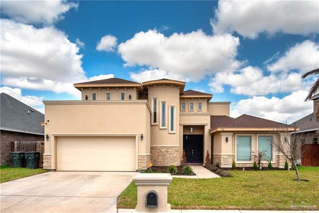 810 Castle Heights Drive, San Juan, TX 78589 (MLS #352917) :: The Ryan & Brian Real Estate Team
