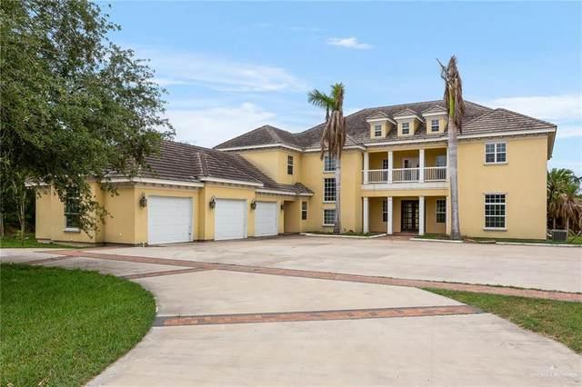 731 Lion Lake S, Progreso Lakes, TX 78596 (MLS #355579) :: The Ryan & Brian Real Estate Team