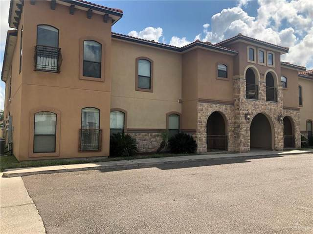 2705 Mimosa #8, Mission, TX 78574 (MLS #358441) :: Imperio Real Estate