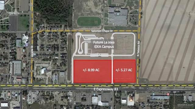 720 E Expressway 83, La Joya, TX 78560 (MLS #169689) :: eReal Estate Depot