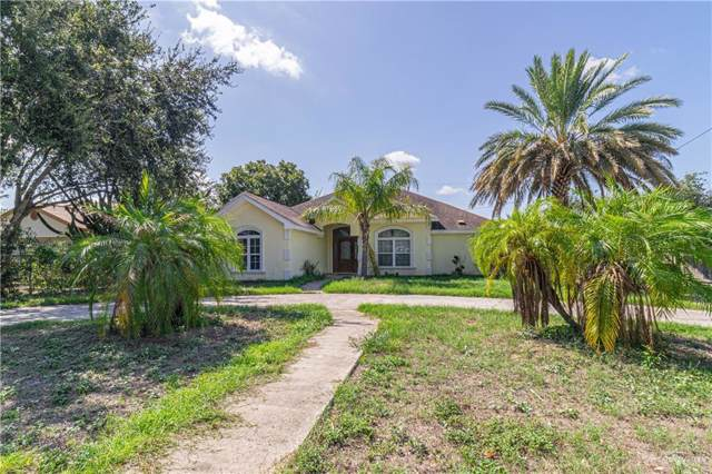 200 Thornwood Street, Mission, TX 78574 (MLS #322678) :: The Ryan & Brian Real Estate Team