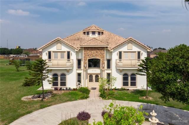 630 Studio Lane, Edinburg, TX 78542 (MLS #322688) :: The Ryan & Brian Real Estate Team
