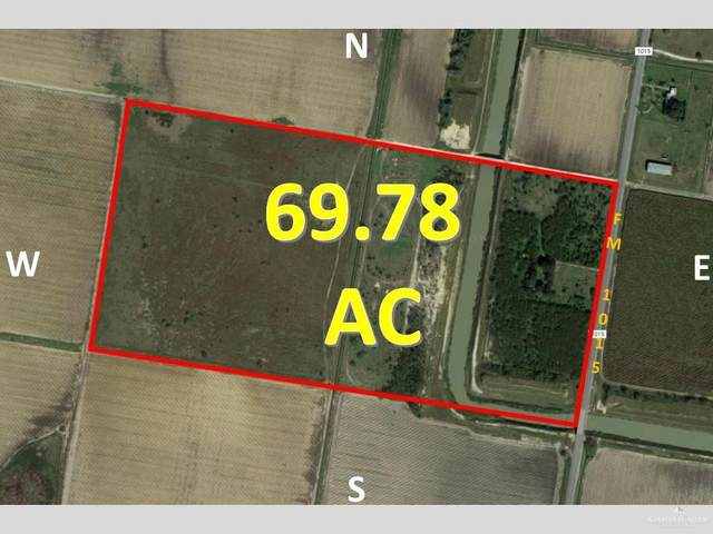 69.78 AC N Fm 1015 Road N, Edcouch, TX 78538 (MLS #323017) :: The MBTeam