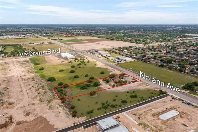 1209 E Nolana, Pharr, TX 78577 (MLS #355558) :: API Real Estate