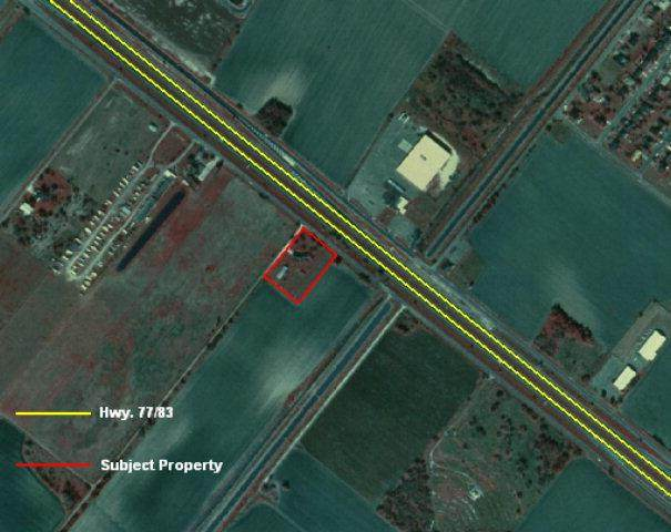 TBD Expressway 83, Harlingen, TX 78552 (MLS #197032) :: The Lucas Sanchez Real Estate Team