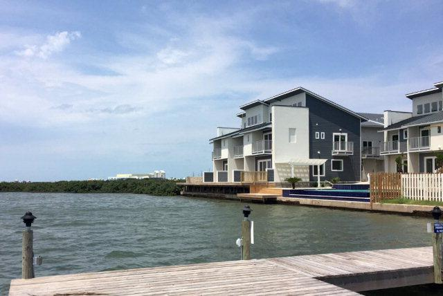 6101 Padre Blvd #103, South Padre Island, TX 78597 (MLS #201691) :: Top Tier Real Estate Group