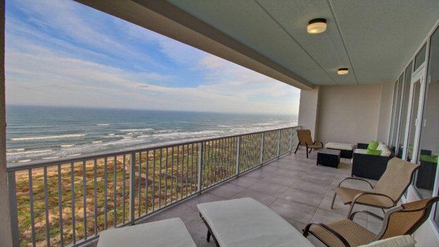 8500 Padre Boulevard 801S, South Padre Island, TX 78597 (MLS #202313) :: The Ryan & Brian Real Estate Team