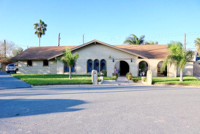 142 W Harvey Street, Mcallen, TX 78501 (MLS #202335) :: Jinks Realty