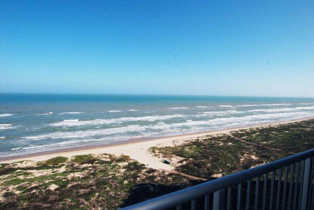 8500 Padre Blvd 801N, South Padre Island, TX 78597 (MLS #202674) :: The Deldi Ortegon Group and Keller Williams Realty RGV