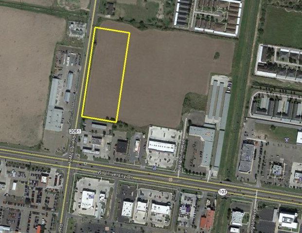 TBD N Mccoll Road, Edinburg, TX 78539 (MLS #202749) :: Jinks Realty