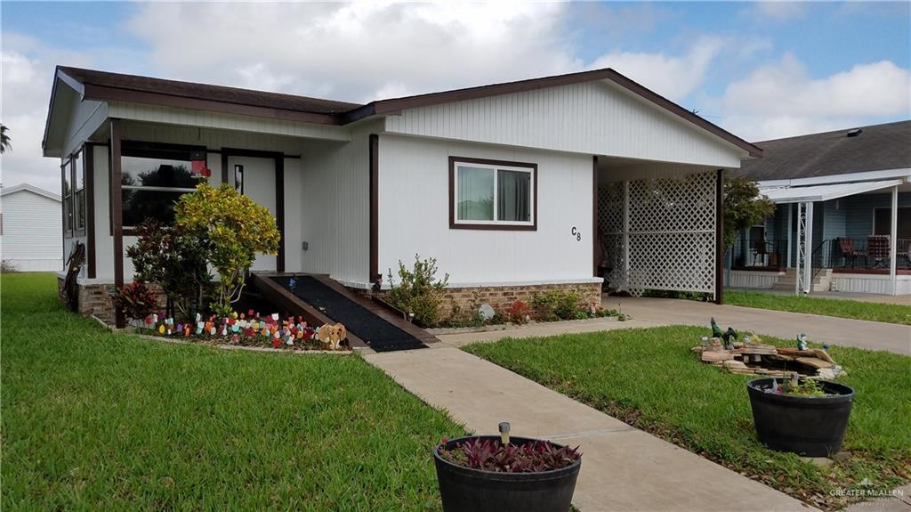 1510 E Business 83 C-8, Mission, TX 78572 (MLS #204714) :: The Ryan & Brian Real Estate Team