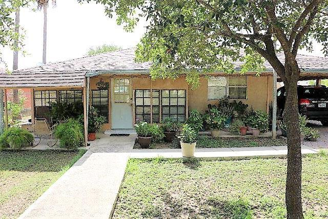 45 Wilfredo Road, Rio Grande City, TX 78582 (MLS #206386) :: The Ryan & Brian Real Estate Team