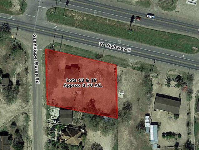 00 W Expressway 83, Sullivan City, TX 78595 (MLS #207085) :: The Ryan & Brian Real Estate Team