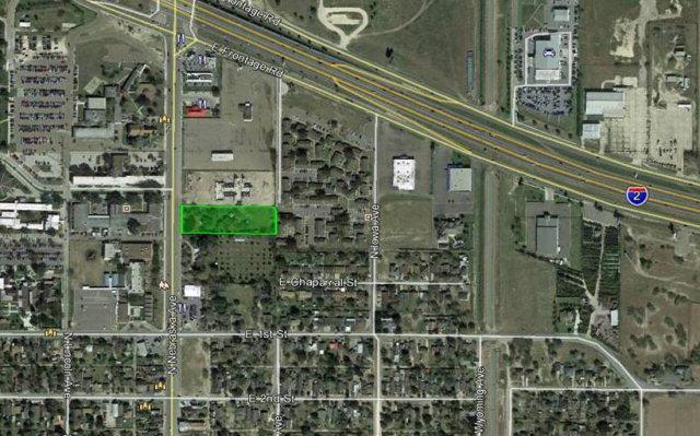 405 N Nebraska Avenue, San Juan, TX 78589 (MLS #207403) :: The Ryan & Brian Real Estate Team