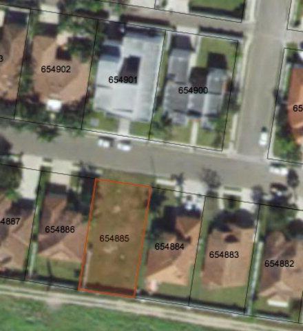 00 Ben Hogan Drive, Mcallen, TX 78503 (MLS #207661) :: The Ryan & Brian Real Estate Team