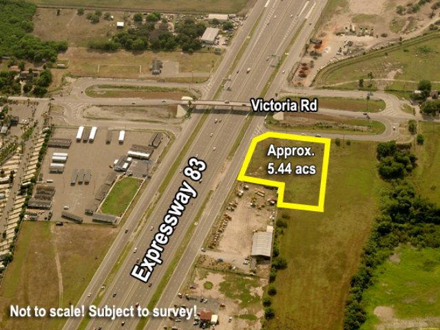 Exp 83 and Victoria Road, Donna, TX 78537 (MLS #208711) :: The Lucas Sanchez Real Estate Team