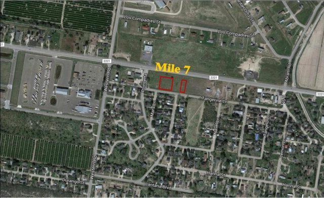 0 Mile 7, La Joya, TX 78560 (MLS #208713) :: The Ryan & Brian Team of Experts Advisors
