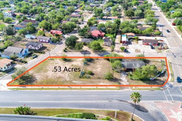 540 N Texas Avenue, Mercedes, TX 78570 (MLS #208937) :: The Ryan & Brian Real Estate Team