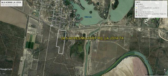 000 W Military Road, La Joya, TX 78560 (MLS #209019) :: The Ryan & Brian Team of Experts Advisors