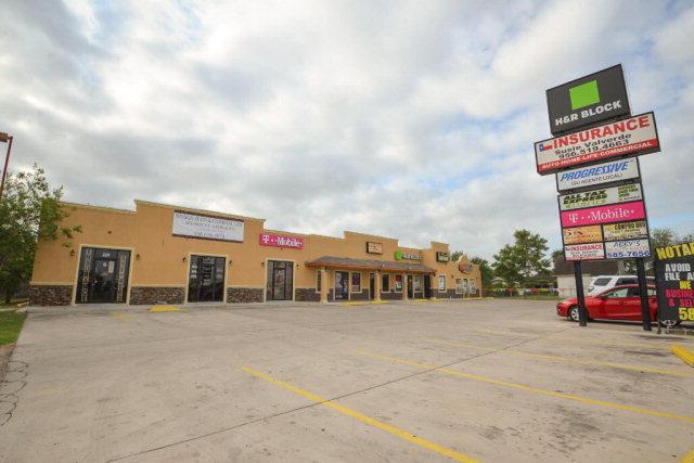 220 N Alton Blvd A-G, Alton, TX 78573 (MLS #209029) :: The Lucas Sanchez Real Estate Team