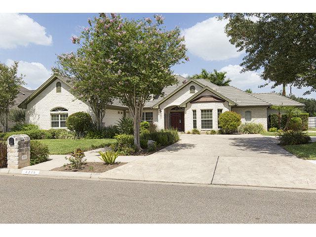 1313 Orange Blossom Drive, Weslaco, TX 78596 (MLS #209257) :: The Ryan & Brian Team of Experts Advisors