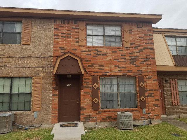 2201 Jackson Road F-39, Pharr, TX 78577 (MLS #209302) :: Top Tier Real Estate Group